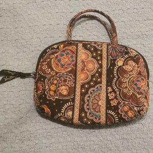 Small Vera Bradley purse/makeup bag